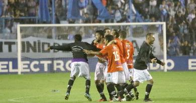 Pacifico sigue en la Copa Argentina
