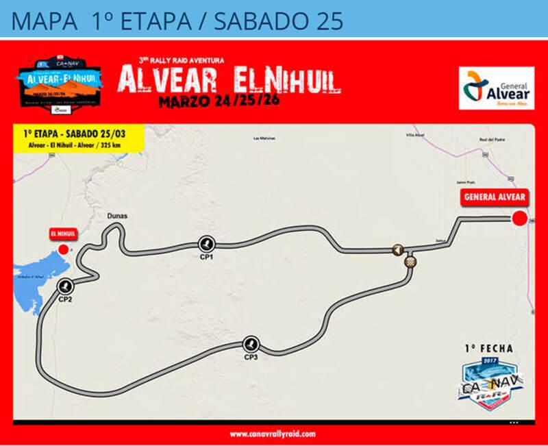 Etapa 1 CANAV Alvear Mendoza