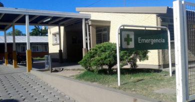 Guardia Hospital General Alvear