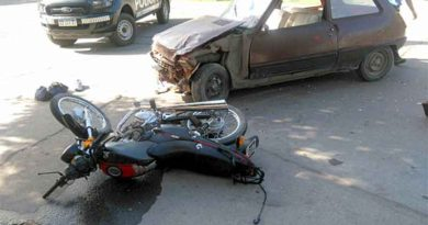 Accidentes Choques Vial