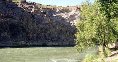 Río Atuel Agua Irrigación
