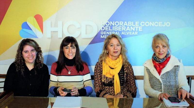 El Concejo presentó la comisión de género y equidad