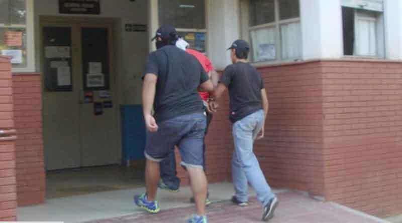 detenidos violencia de genero