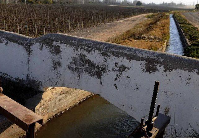 Atuel: se reiniciará el riego del período agrícola