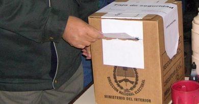 Elecciones legislativas General Alvear Mendoza