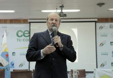 Disertación sobre San Martín en Cecsagal