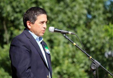 Marcolini y un mensaje a la justicia por los robos en Alvear