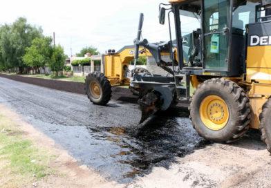 La comuna presentó un plan de asfalto esta semana