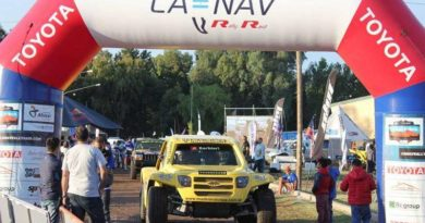 Anuncian un Rally entre Alvear y Malargüe por la ruta 188