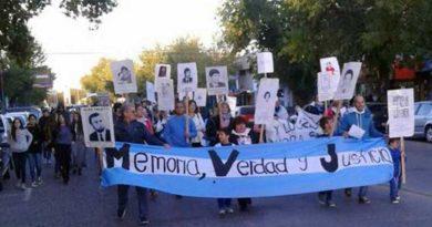 memoria verdad y justicia