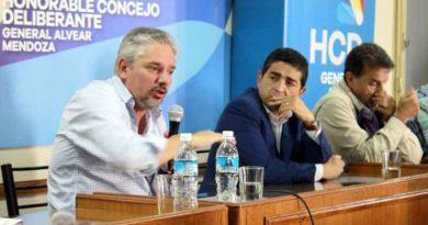 Guiñazu explicó la reglamentación del fracking