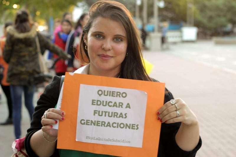 El presidente de Chile busca extender gratuidad en la educación superior