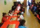 Destacada participación de la Escuela Municipal de Ajedrez