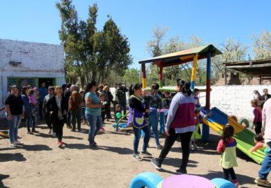 Renuevan un jardín maternal en Carmensa
