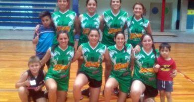 Ferro Carril Oeste campeón en el Básquet Femenino