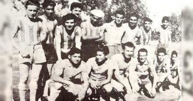 """Inferiores del Andes Fútbol Club surgidas del """"Medanito"""""""