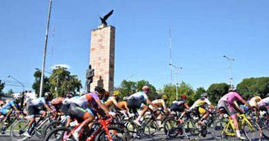 La Vuelta de Mendoza pasó por Alvear