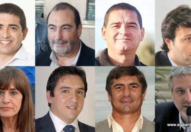 Cierre de listas: Estos son los precandidatos y sus concejales para las PASO