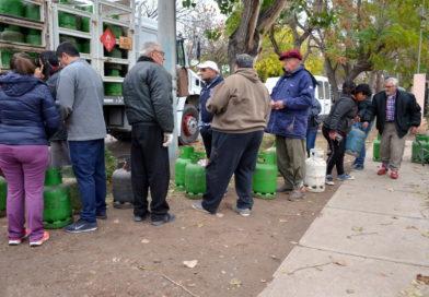 Subsidio para ampliar el programa de ventas de garrafas