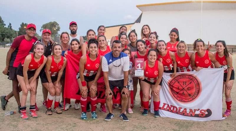 Indias Campeón de la Liga Municipal
