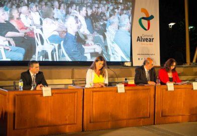 Marcolini asumió su segundo mandato como Intendente
