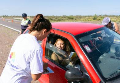 Continúan los operativos de prevención vial en rutas