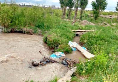 Ordenan una auditoria por los desvíos de aguas en el Atuel