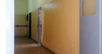 preso se escapó de la comisaria 14