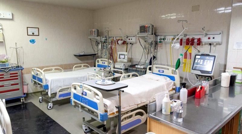 Nuevas camas para el hospital compradas con fondos de funcionarios