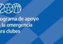 Programa de Apoyo en la Emergencia para Clubes