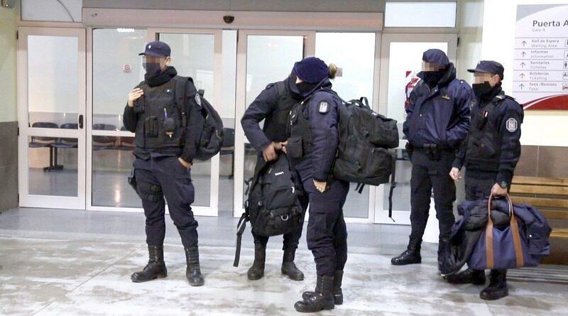 Policías del sur, en el sur: un pedido que no prosperó