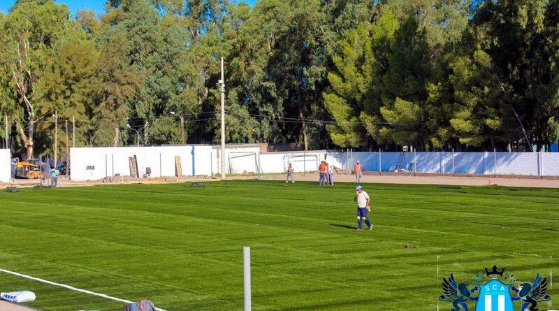 Sport Club Argentino se reconstruye y traza nuevos sueños