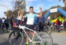 Angelo se suma a un equipo Europeo de Ciclismo