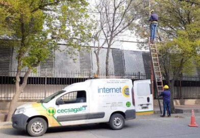 Cecsagal avanza con su nuevo servicio de Internet