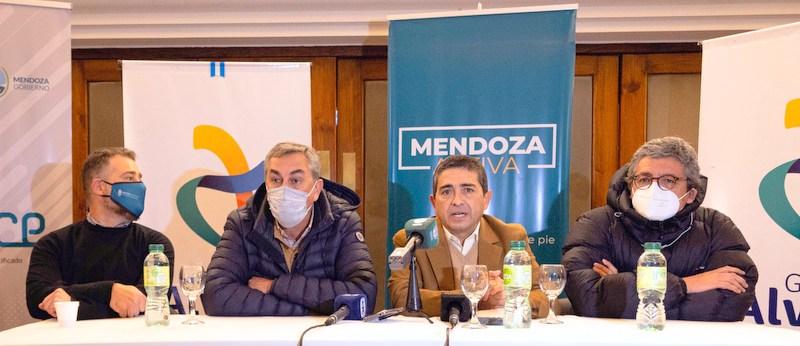 Presentaron Mendoza Activa II en Alvear