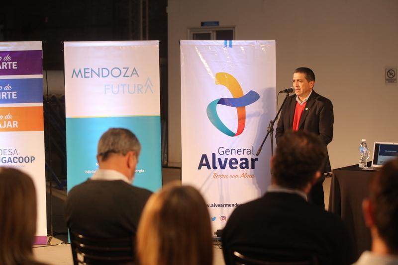 Alvear Mendoza Futura